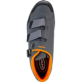 Northwave Outcross 2 Plus Shoes Herren anthra/orange